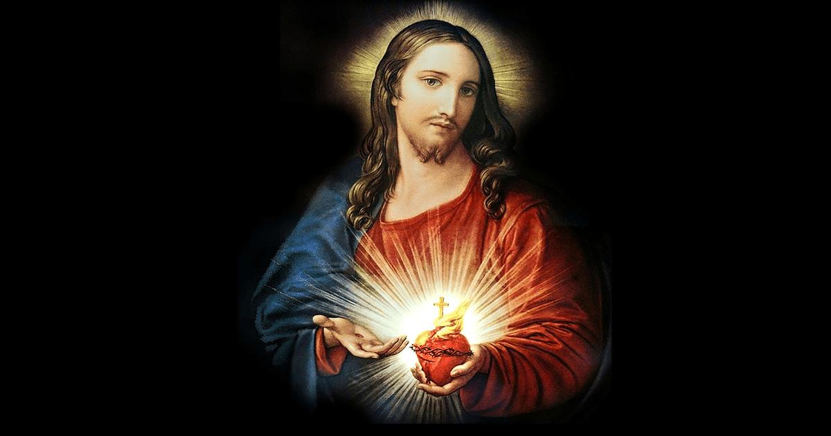 Consagração Sagrado Coração Jesus